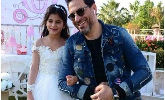 شفاء ماجد المصري و ابنته الصغرى من فيروس (كورونا)