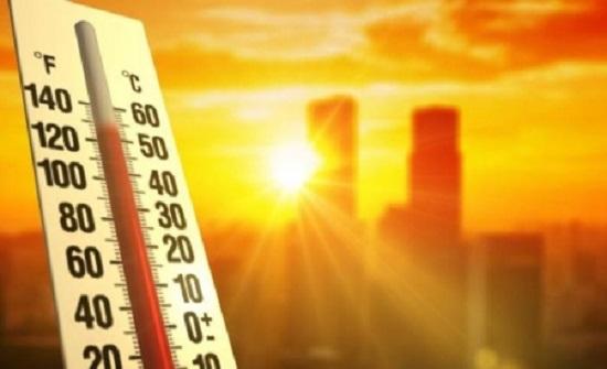 موجة حارة في الأردن تبدأ الاربعاء