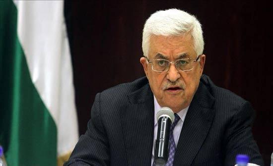 عباس يدعو الاتحاد الأوربي للاعتراف بالدولة الفلسطينية