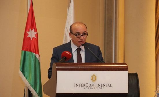 وزير النقل يلتقي رئيس بعثة صندوق النقد الدولي