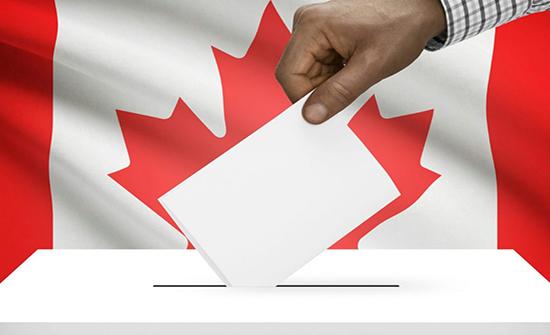 رقم قياسي في التصويت المبكر للانتخابات الكندية
