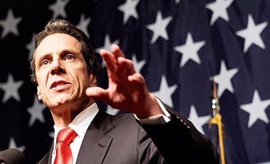 حاكم ولاية نيويورك: تسجيل 4812 إصابة جديدة بفيروس كورونا خلال يوم واحد