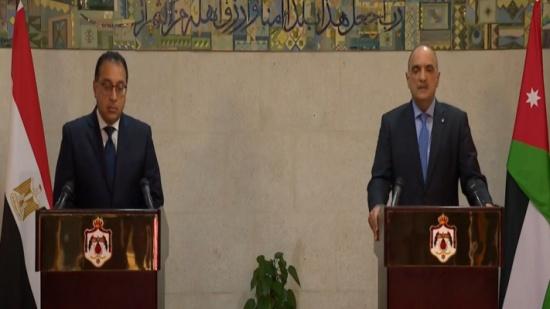 الخصاونة : مواقف الأردن ومصر متطابقة تجاه القضية الفلسطينية