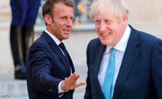 """تهديد فرنسي لبريطانيا على وقع """"كورونا"""""""