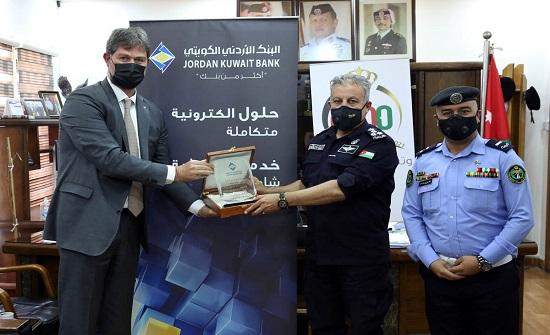 إحباط محاولة سرقة بنك في عمّان