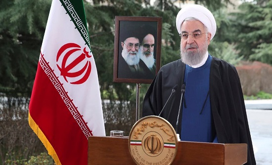 روحاني: من هاجم مقار دبلوماسية خرب علاقتنا مع الجيران