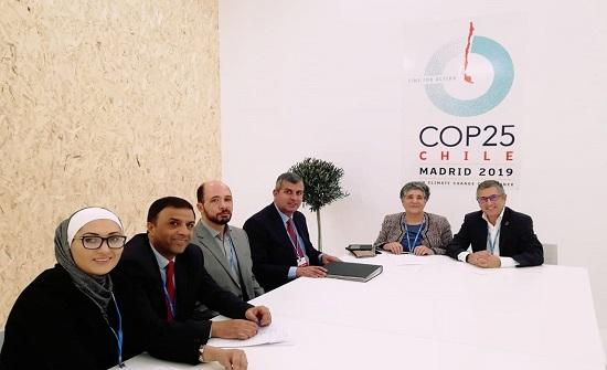 بحث سبل التعاون البيئي بين الأردن وإسبانيا