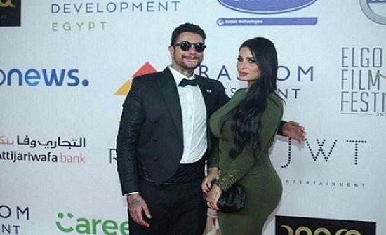أنباء عن انفصال أحمد الفيشاوي عن زوجته