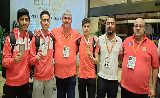 منتخب الكراتيه يرفع حصيلته من الميداليات ببطولة الدوري العالمي
