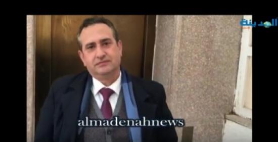 رئيس مجلس النواب ينعى النائب المجالي