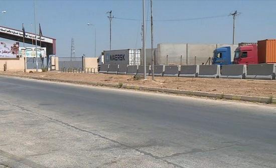 """""""التخليص والنقل"""" تطالب بإلغاء الحظر الشامل ليومي الجمعة والسبت"""