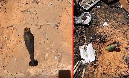 البعثة الأممية بليبيا: مليشيا حفتر زرعت متفجرات بضواحي طرابلس