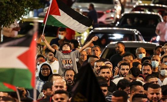 مسيرات تضامنية واسعة نصرةً للأسرى بالضفة وغزة (صور)