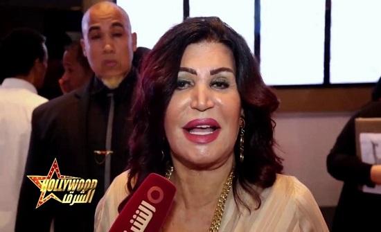 هكذا أصبحت ملامح الراقصة الإستعراضية نجوى فؤاد في أحدث ظهور لها !