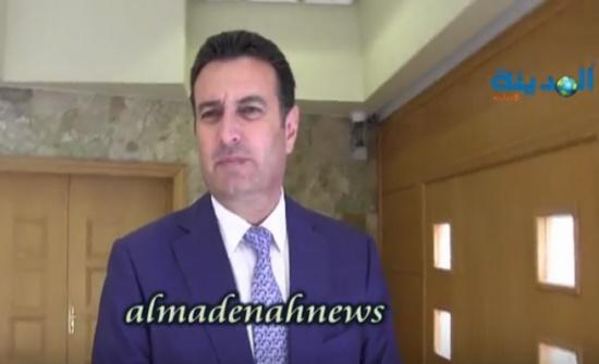 العودات ينعى والدة النائب أحمد الصفدي