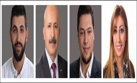 أسماء : جامعة عمان العربية تختار الموظف المتميز