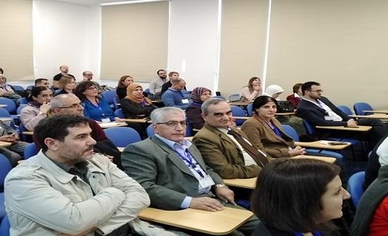 اليرموك تشارك في الملتقى السابع عشر لمركز السنكروترون الأردني