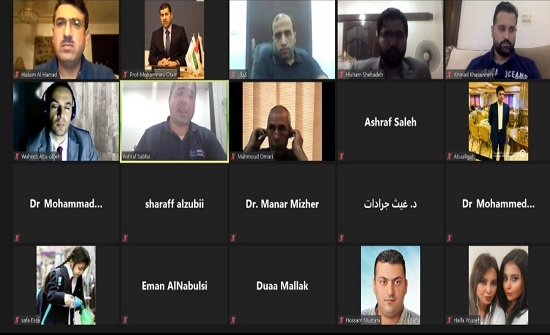 """محاضرة تعريفية بمناهج أكاديمية سيسكو في """"عمان العربية"""""""