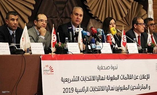 """وسط """"تنافس شديد"""".. بدء حملة الدعاية لانتخابات الرئاسية بتونس"""