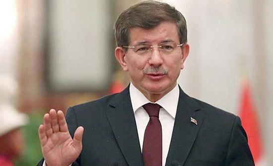 """لأول مرة.. داود أوغلو يكشف """"تفاصيل حساسة"""" عن سبب تأخر التدخل العسكري التركي في سوريا"""