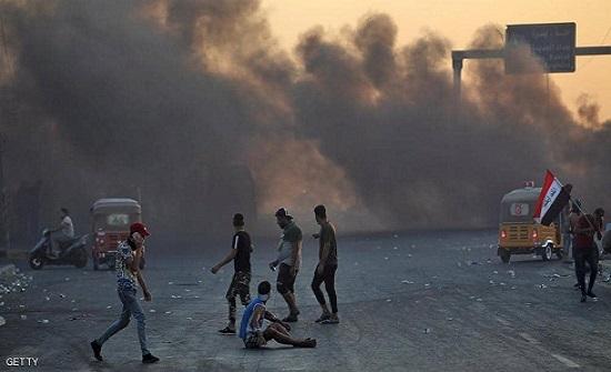 العراق.. القتلى في ازدياد والاحتجاجات تضرب مدنا جديدة