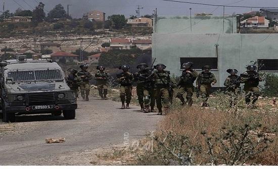 الاحتلال يستولي على 100 دونم من اراضي قرى في نابلس ورام الله
