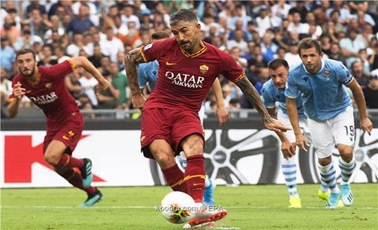 بالصور: القائم يلعب دور البطل في تعادل روما ولاتسيو