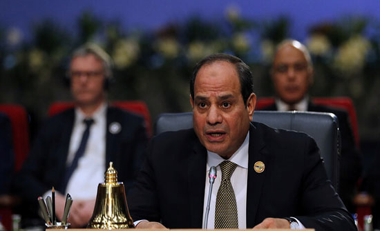 """السيسي يعلن عن """"حارس وحامي الشعب المصري"""" ويكشف عن صندوق جديد بأموال ضخمة"""