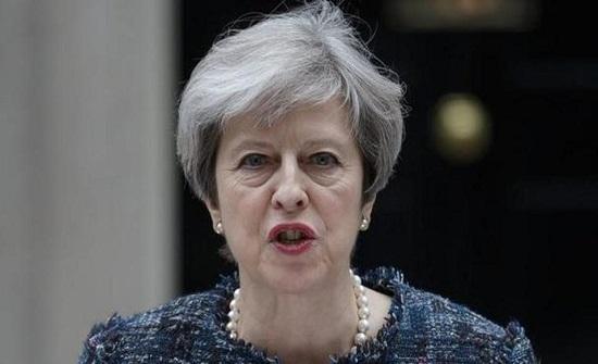 ماي تطلب من البرلمان المزيد من الوقت لتعديل اتفاق البريكست