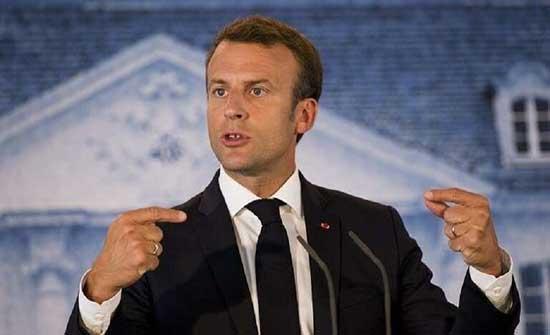 """ماكرون: اعتقال زعماء مالي """"انقلاب من داخل انقلاب"""""""