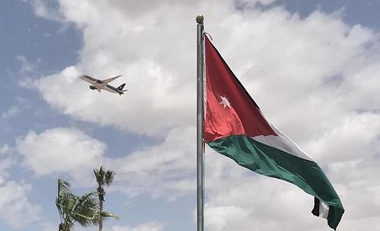 5 طائرات تقل عائدين أردنيين تصل اليوم