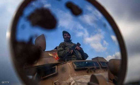 تصاعد معارك عفرين.. واتهامات لتركيا باستخدام النابالم