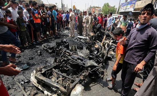 ارتفاع قتلى التفجير الانتحاري شمال العراق