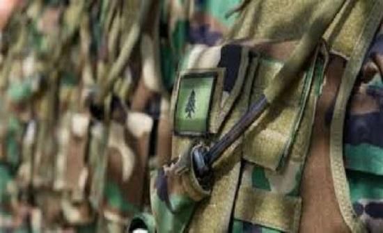 الجيش اللبناني يتصدى لإرهابي حاول تفجير نفسه داخل أحد مراكزه