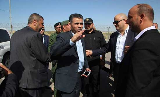 للمرة الثانية خلال يومين.. وفد أمني مصري يصل غزة لبحث التهدئة