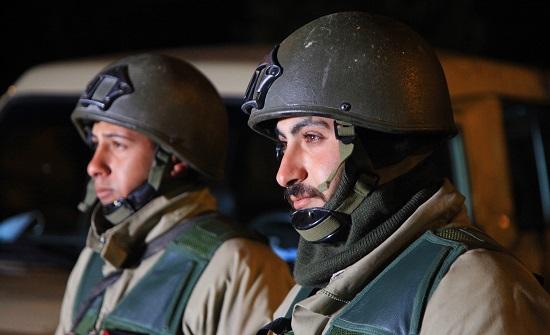 حديث الجيش عند الفجر للأردنيين: نرجوكم الزموا بيوتكم