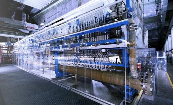قطاع الصناعات الكيماوية.....قدرات انتاجية ضخمة تسند الاردن بالأزمات