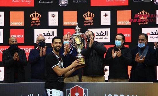 الأهلي بطلا لكأس الأردن لكرة السلة