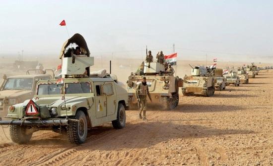 مقتل انتحاريين غربي العراق بعملية عسكرية
