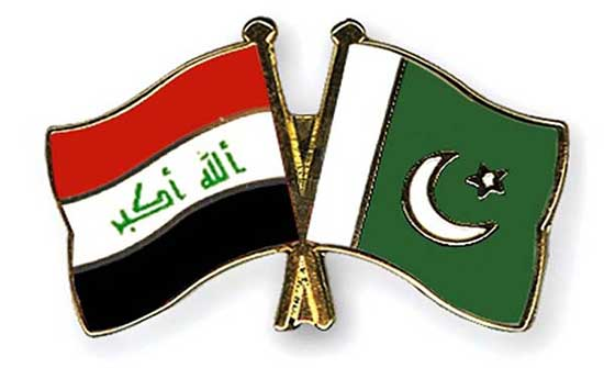 العراق وباكستان يبحثان مجالات التعاون الاقتصادي ومكافحة الارهاب