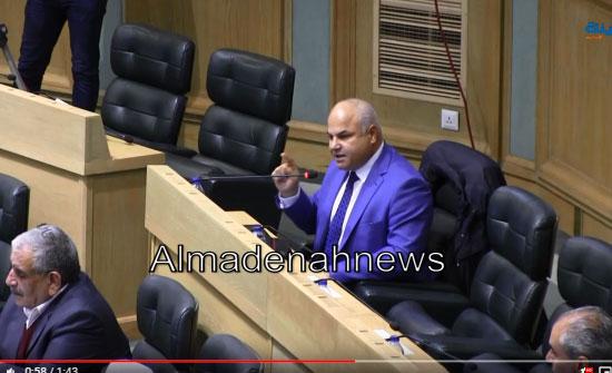 بالفيديو : البكار يشكو الدوريات الخارجية للحكومة ولمجلس النواب