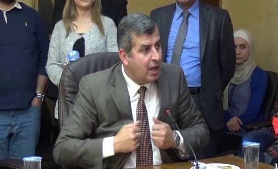 الخرابشة: وزارة البيئة جاهزة على مدار الساعة لتلقي اي شكاوى