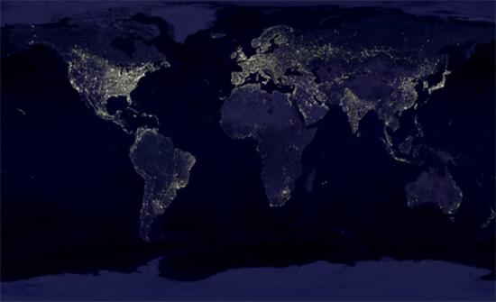 """عالم جديد تماما! إنشاء """"الخريطة المسطحة الأكثر دقة على الإطلاق"""" لكوكبنا.. فيديو"""