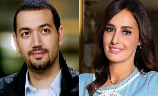 حلا شيحة و معز مسعود يعترفان بحبهما لاول مرة (فيديو)