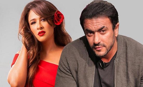 أحمد العوضي يعلق على السخرية من زوجين ظهرا في صورته مع ياسمين عبد العزيز