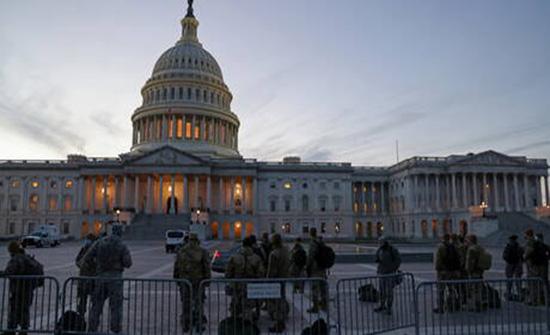 """القضاء الأمريكي يكشف وجود """"ترسانة"""" أسلحة بمحاذاة الكونغرس ونوايا لاستخدامها خلال اقتحامه"""