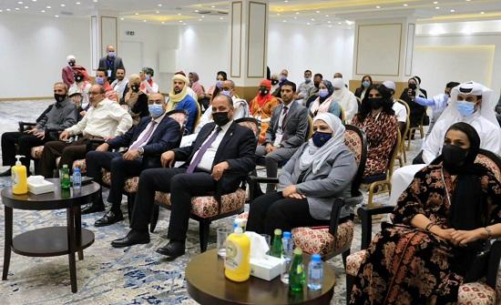 اختتام فعاليات اللقاء السابع عشر لشباب العواصم العربية