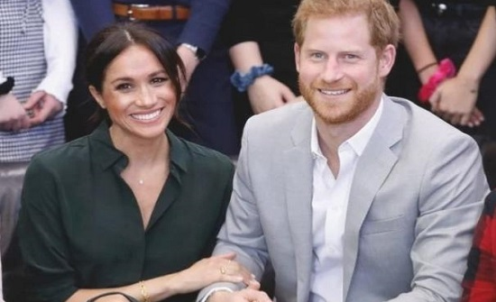 الأمير هاري يوصف زوجته ميغان ماركل بالفاشلة