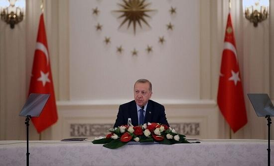أردوغان: الأمراض المتفشية في العالم هي سبب التحولات السياسية والاجتماعية والاقتصادية الكبيرة
