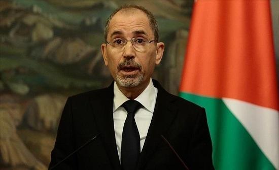الصفدي: لا يمكن حل الأزمة السورية دون حوار أمريكي روسي
